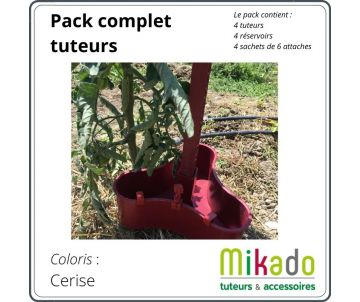 Pack complet tuteurs -...